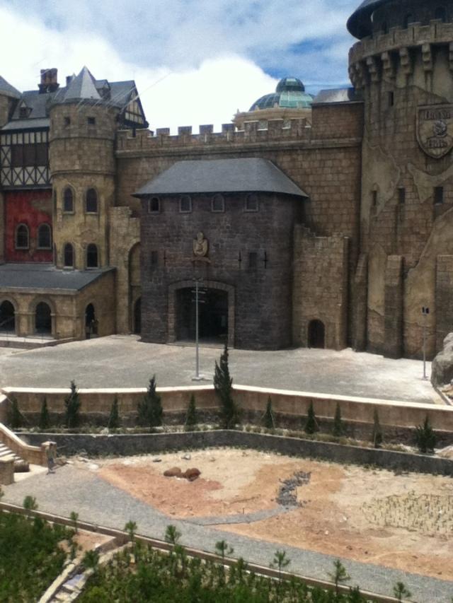 Lâu đài kiểu Pháp