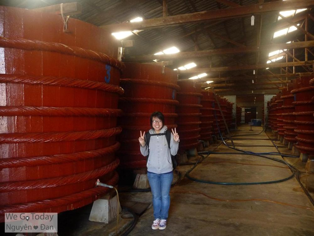 Nhà thùng nước mắm
