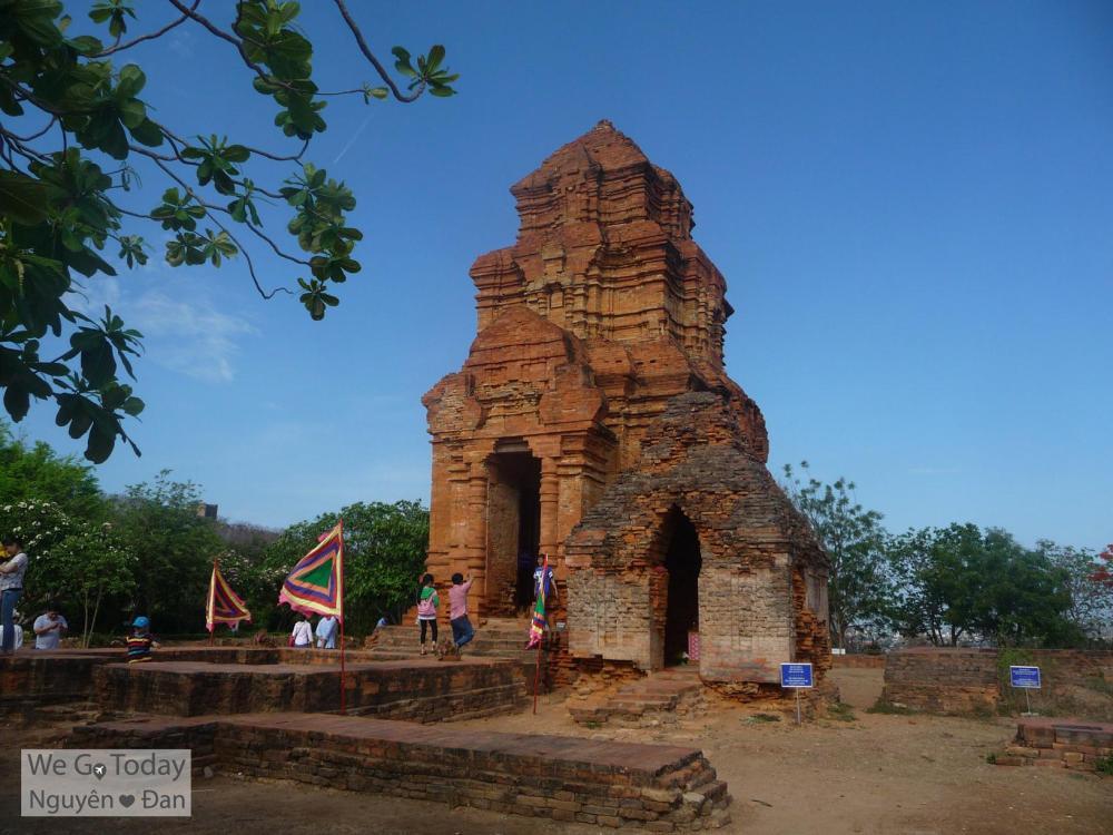 Tháp chàm Poshanu