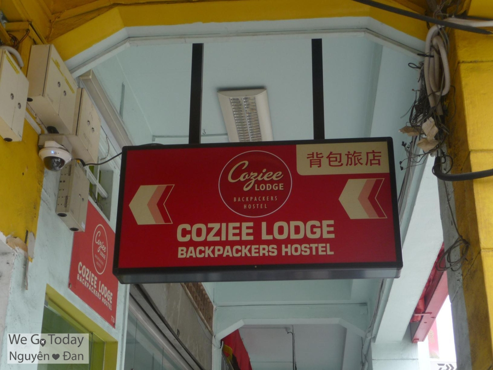 khách sạn Coziee Lodge