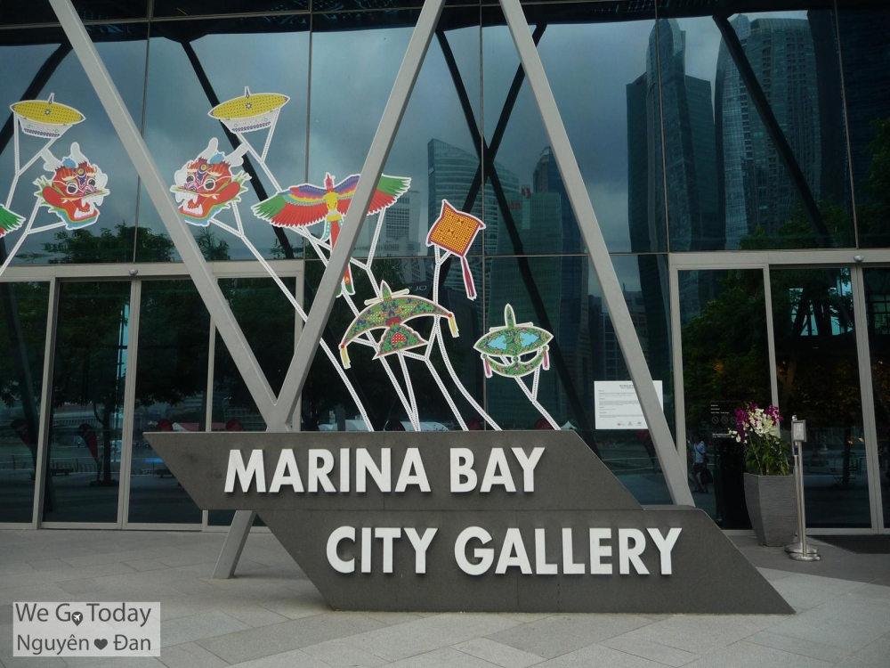 Marina Bay City Galary