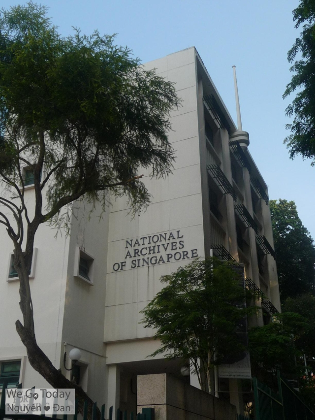 National Archives of Singapore