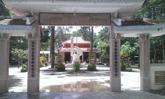 Đền thờ
