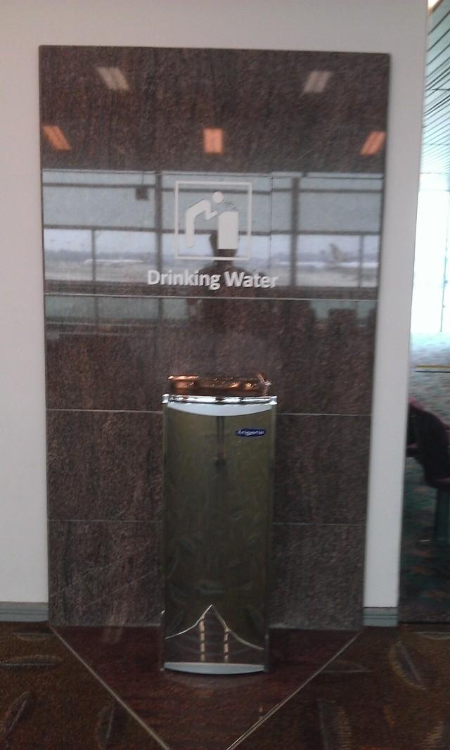 Trụ nước uống công cộng