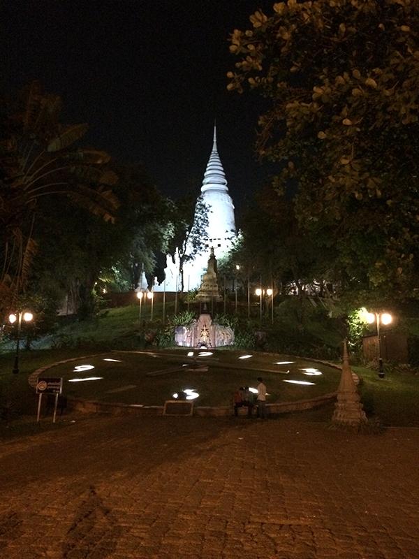 Công viên Wat Phnom