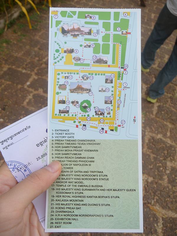 Bản đồ tham quan