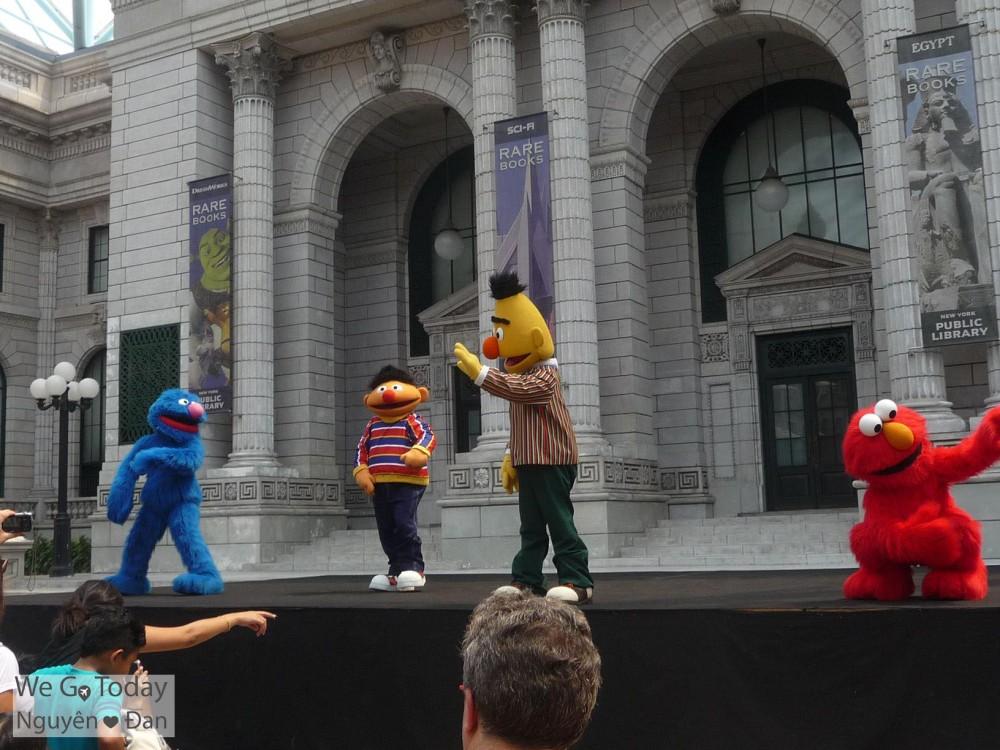 Sesame Street Stage Show