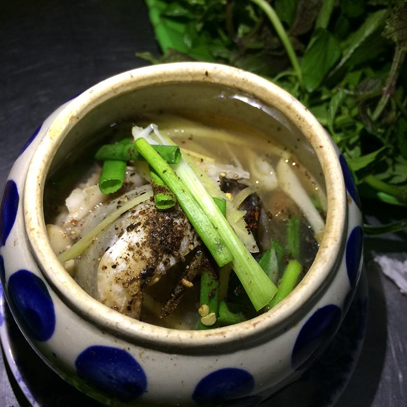 Mắt cá ngừ chưng - Quán Bà Tám - 293C Lê Duẩn, Tuy Hòa, Phú Yên
