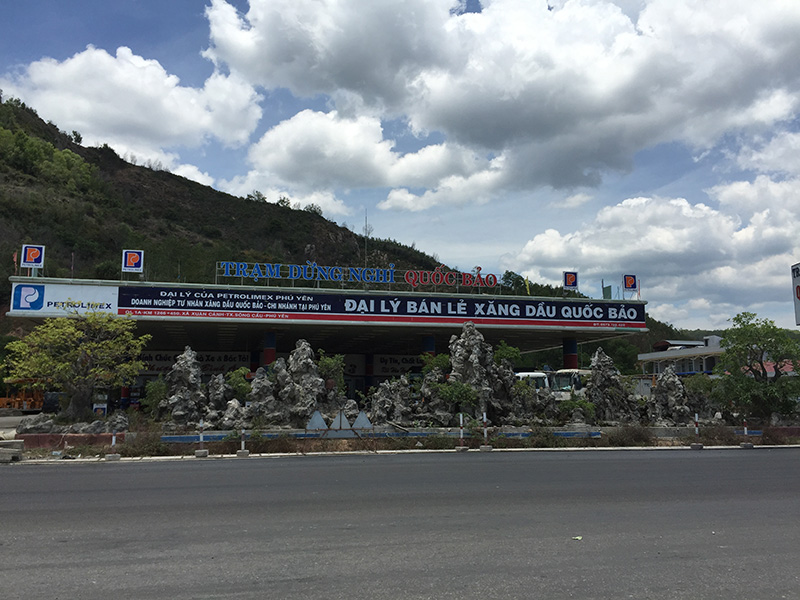 Trạm dừng chân Quốc Bảo