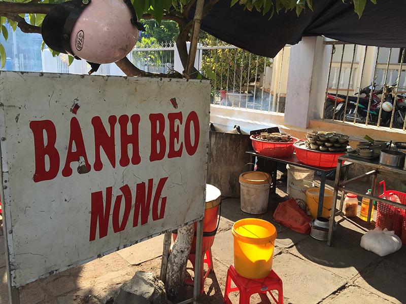 Bánh bèo nóng - Trần Hưng Đạo