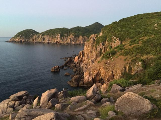 Bãi đá ngắm mặt trời mọc