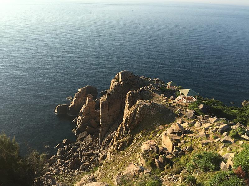 Cảnh từ Hải Đăng