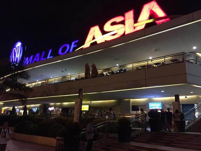 Cổng Mall of Asia