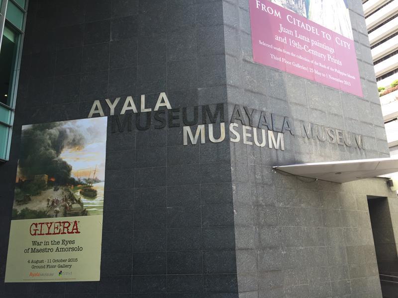 Ayala Museum thu phí