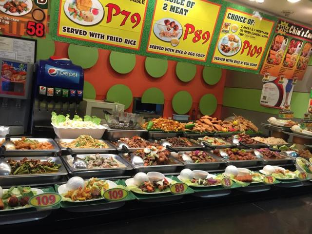 Food court Robinson Mall