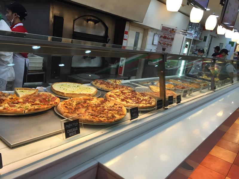Pizza Robinson Mall