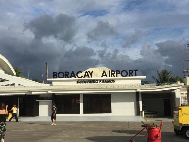 Sân bay Boracay