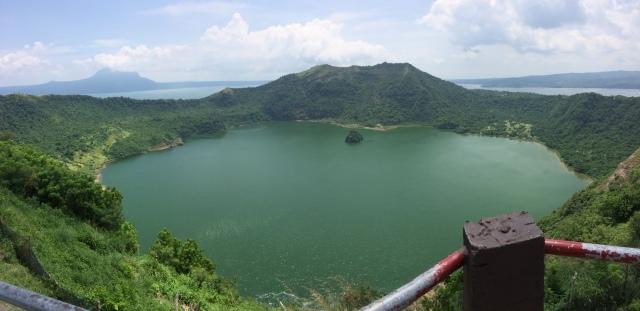 Hồ núi lữa Taal