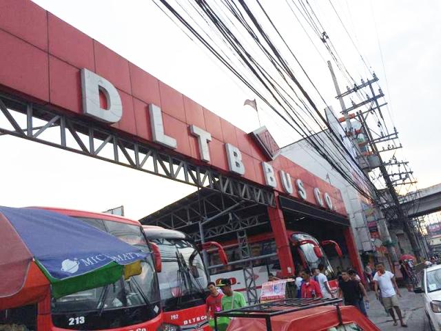 Trạm xe buýt DLBT - Trạm Gil Puyat