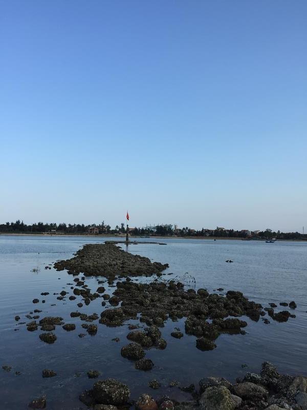 Cột cờ sông Nhật Lệ