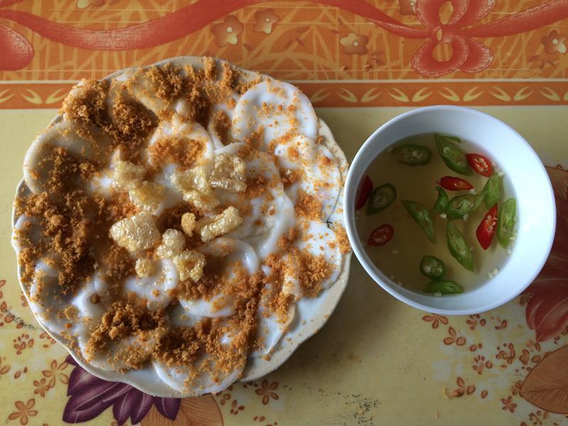 Bánh bèo Lê Thành Đồng