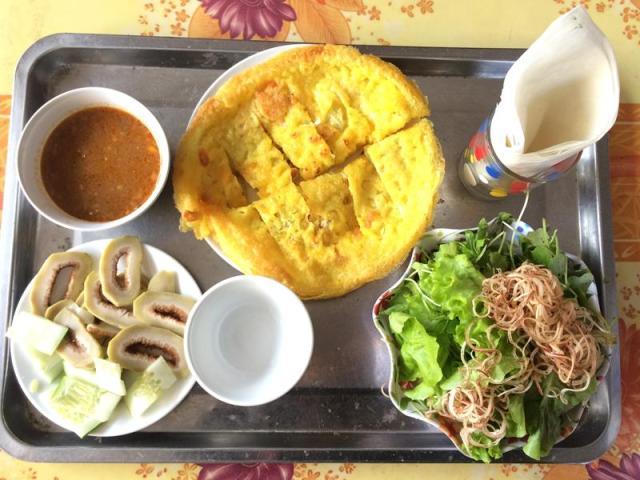 Bánh khoái Lê Thành Đồng