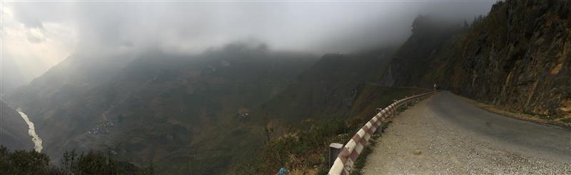 Cảnh trên đèo Mã Pí Lèng