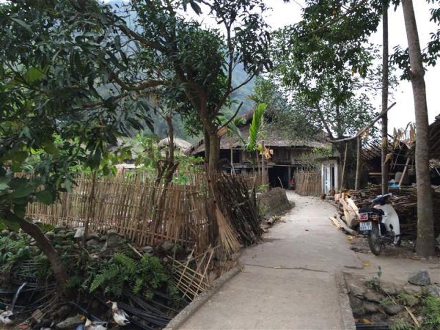 Một ngôi nhà sàn - Làng Văn Hóa Du Lịch Cộng Đồng Thôn THA
