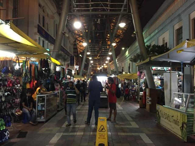Bên trong Chinatown