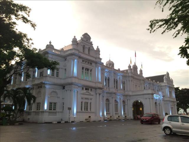 Padang Kota Lama ở Penang
