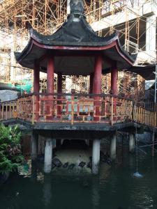 Chỗ nuôi rùa ở đền Kek Lok Si