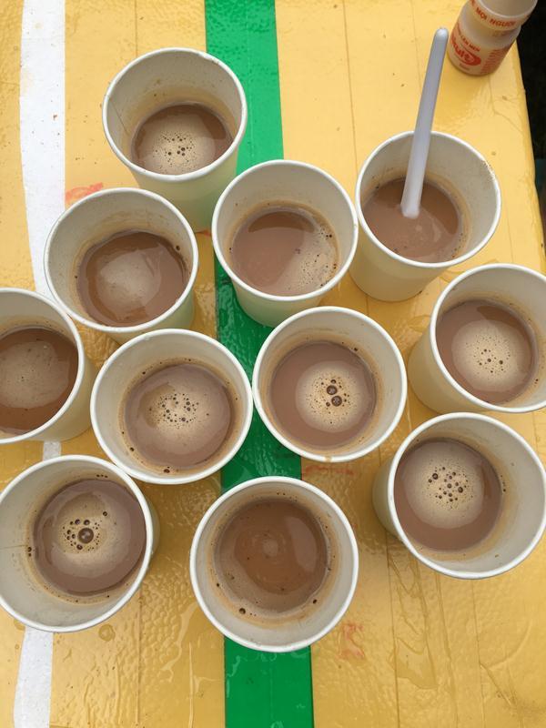 trà sữa myanmar