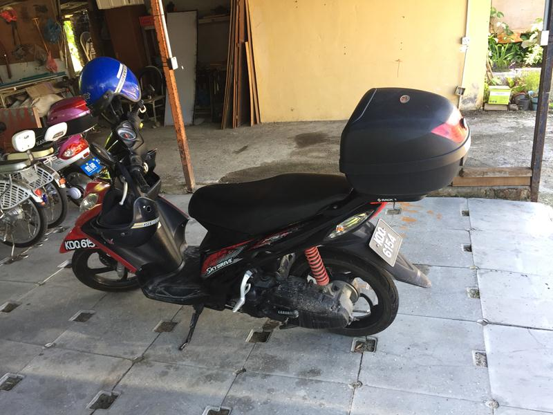 Xe máy Langkawi