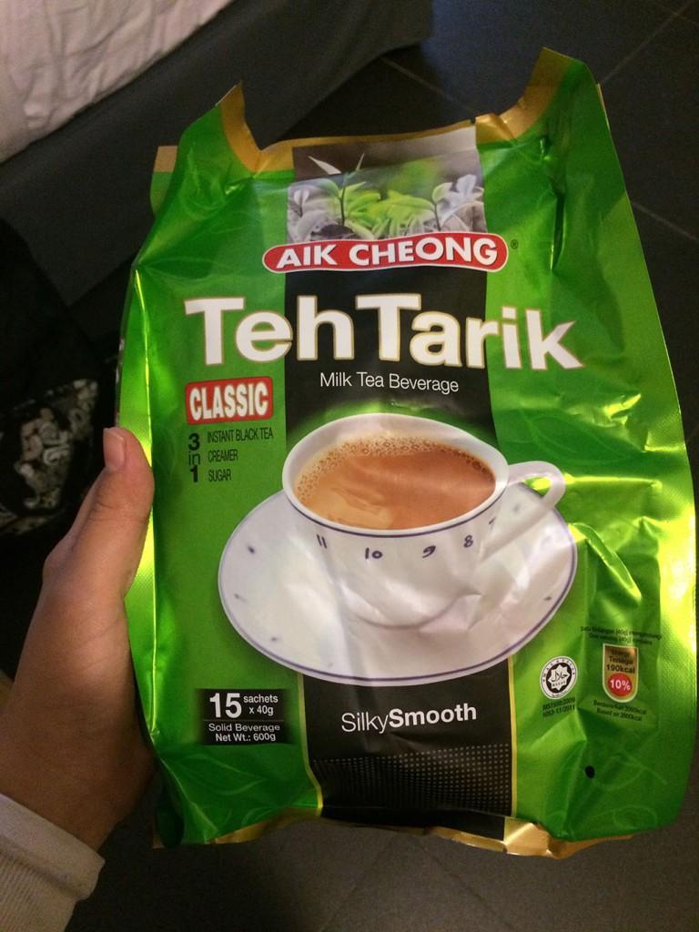 Trà sữa Teh Tarik