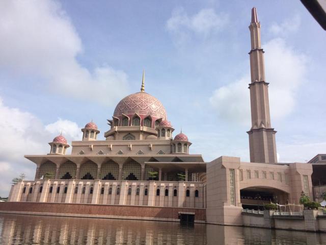 Putrajaya - Putra Mosque