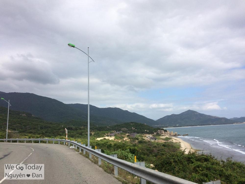 Cung đường Vĩnh Hy - Bình Tiên