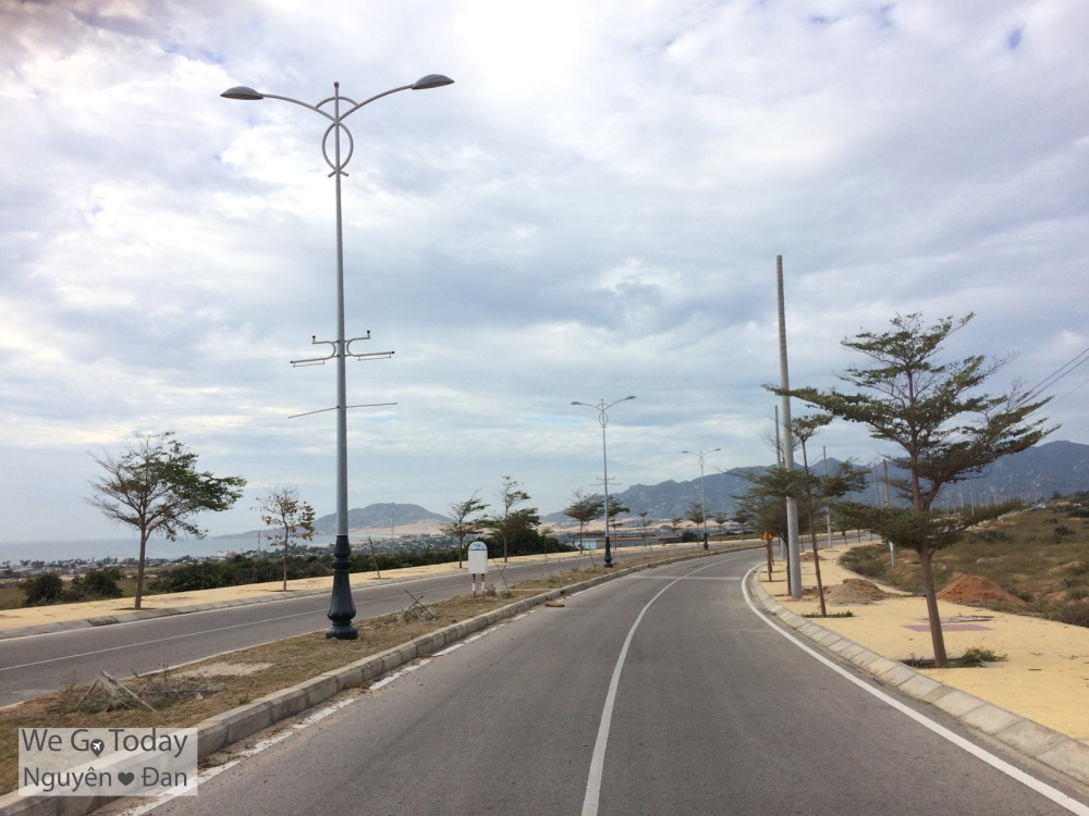 Cung đường Phan Rang - Cà ná
