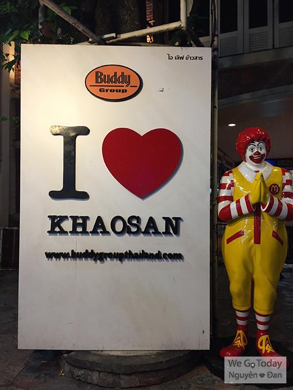 Khu Khaosan