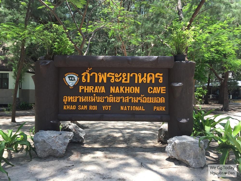 Phraya Nakhon Cave