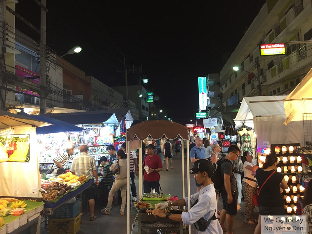 Hua-Hin Night Market