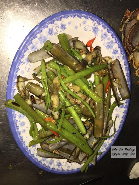 Hải sản Phan Rang