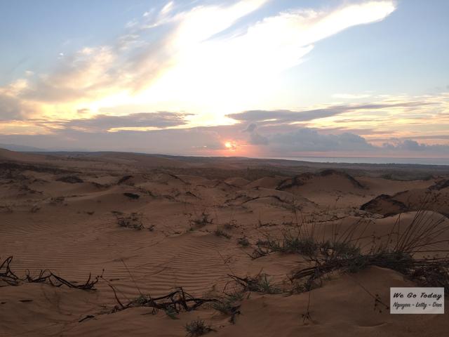 Sa mạc cát Hòa Thắng