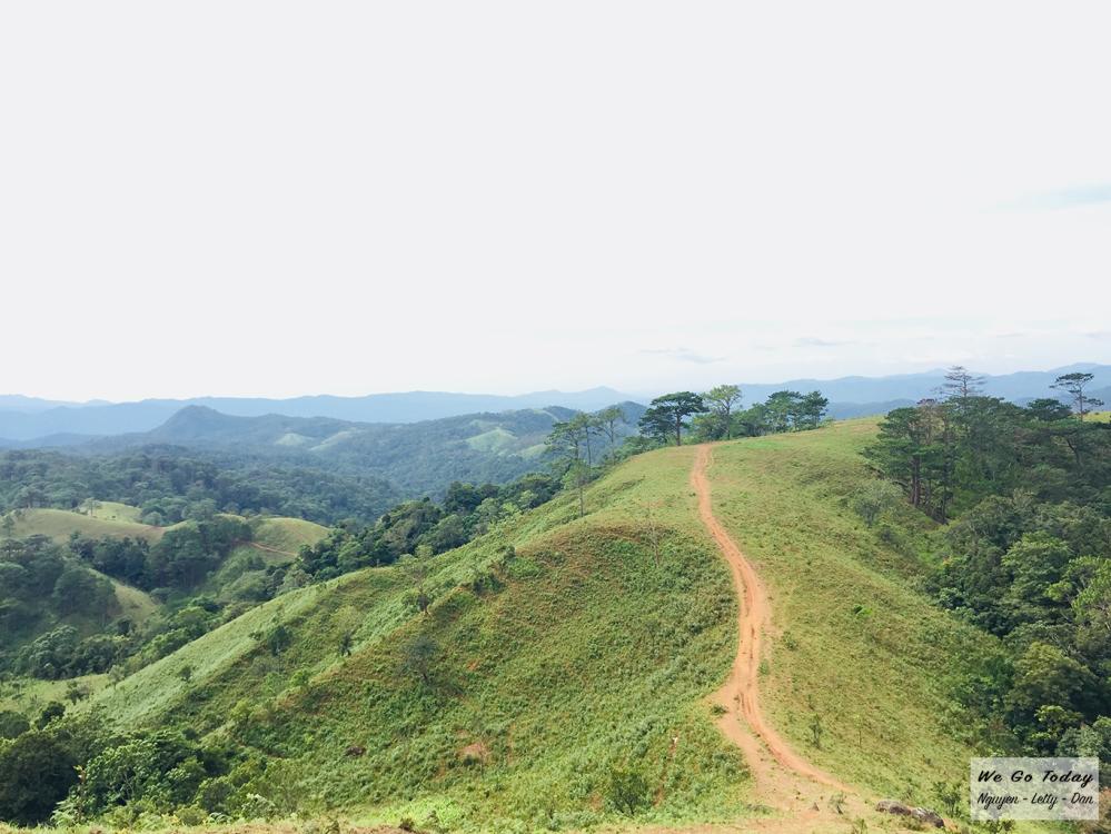 Trekking Tà Năng