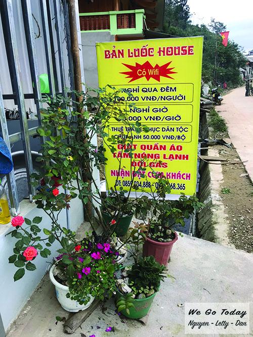 Bản Luốc House