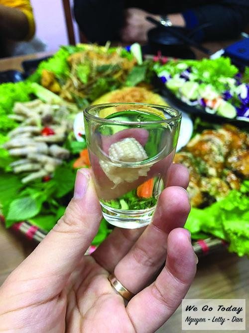 Rượu Ngô Bao Tử