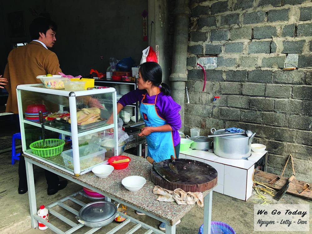 Bún Vịt Hà Giang