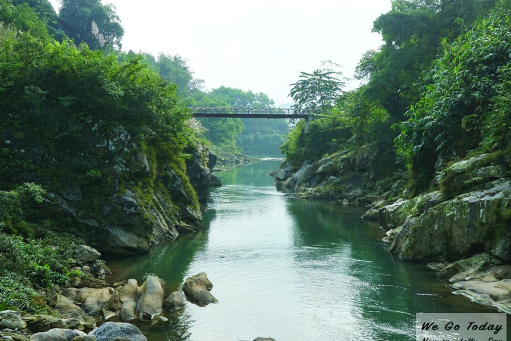 Hà Giang - Hồ Thầu