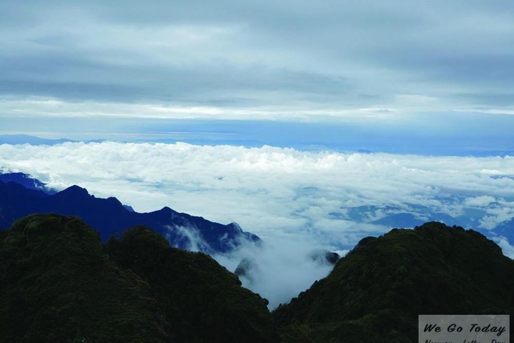 Hành trình lên đỉnh Fansipan