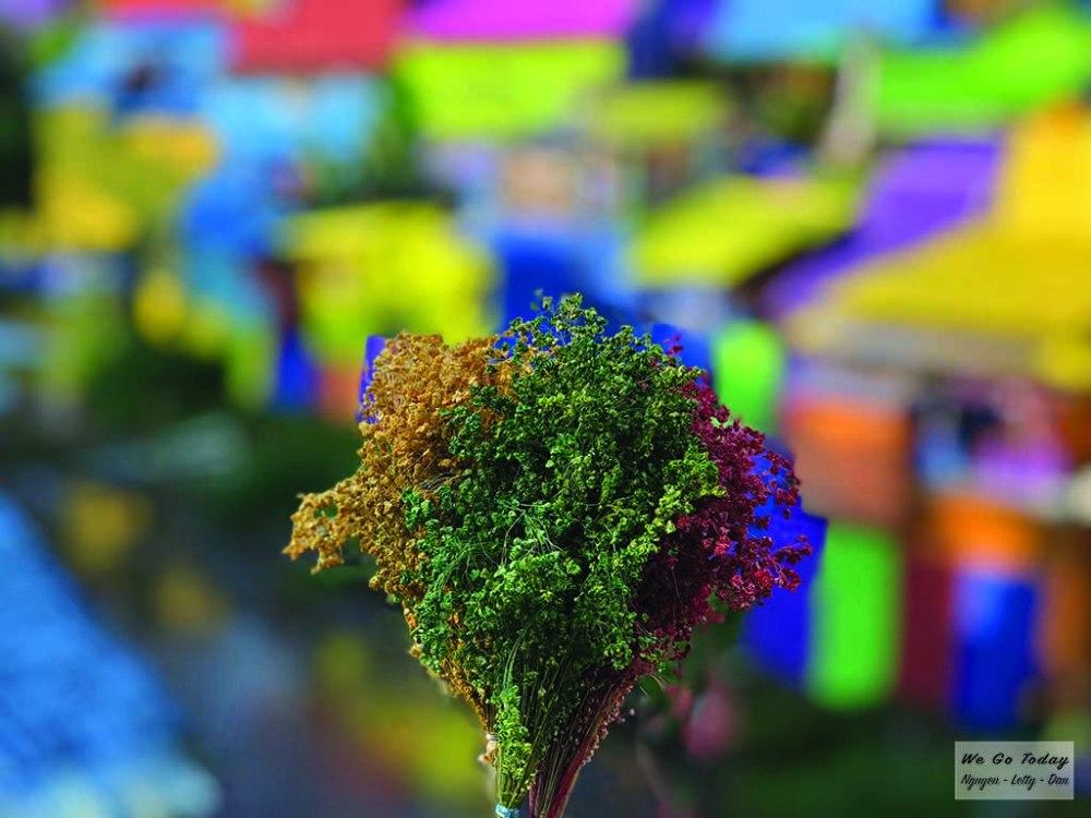 Colorful Village