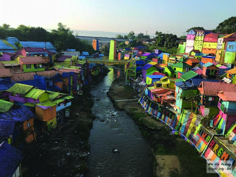 Colorful Village